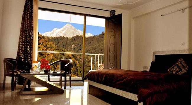 Hotel Turkish Cottage - Dharamsala - Bedroom