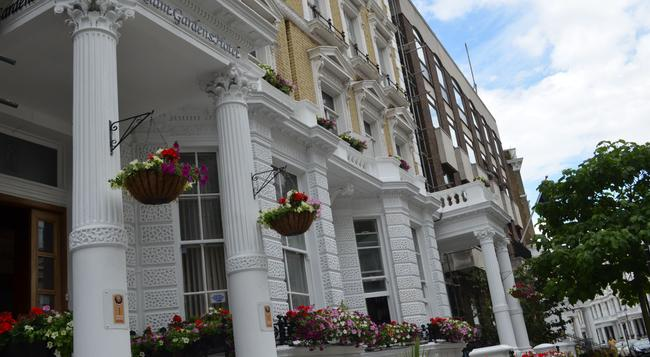 1 Lexham Gardens Hotel - London - Building
