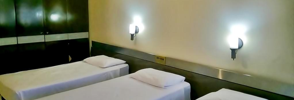 Salvatti Cataratas Hotel - Foz do Iguaçu - Bedroom