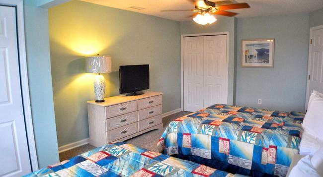 Coastal Palms Inn & Suites - Ocean City - Bedroom