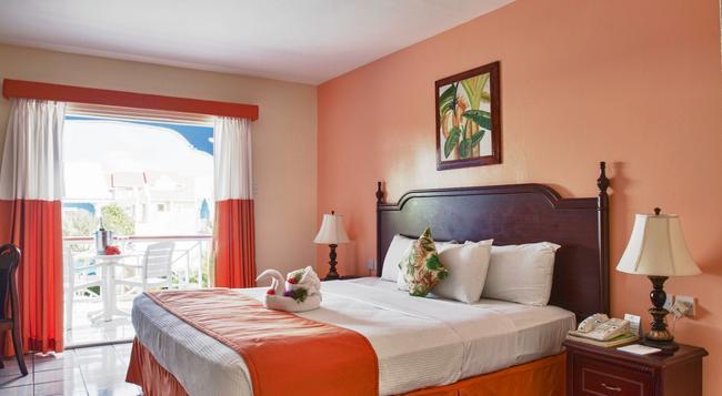 Bay Gardens Inn - Gros Islet - Bedroom