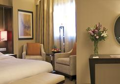Movenpick Nabatean Castle Hotel - Wadi Musa - Bedroom