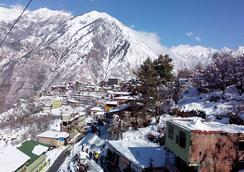 Hotel Bharmour View - Brahmaur - Outdoor view