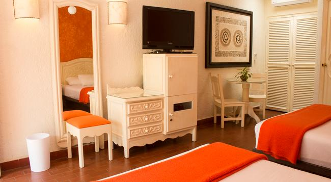 Hotel Villa del Conquistador - Cuernavaca - Bedroom