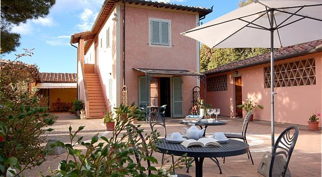 Antico Borgo Il Cardino - San Gimignano - Building