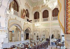 Alsisar Haveli - A Heritage Hotel - Jaipur - Restaurant