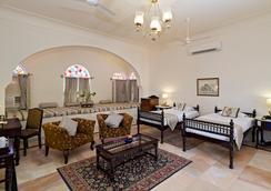 Nahargarh Ranthambhore - Sawai Madhopur - Bedroom