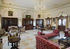 Nahargarh Ranthambhore - Sawai Madhopur - Lounge