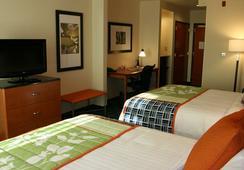 Fairfield Inn and Suites by Marriott Denver Aurora Parker - Aurora - Bedroom