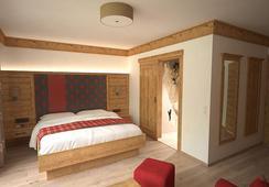 Hotel Zum Stern - Bad Hofgastein - Bedroom