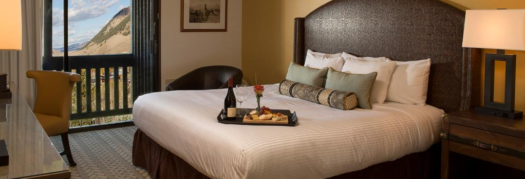 Snow King Resort Hotel - Jackson - Bedroom