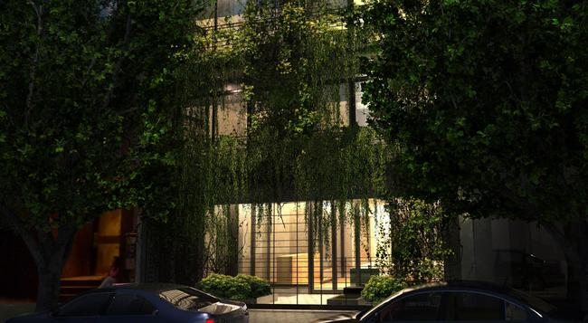 Palo Santo Hotel - Buenos Aires - Building
