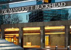 JW Marriott Atlanta Buckhead - Atlanta - Building