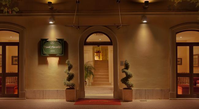 Hotel Arnolfo & Aqua Laetitia spa and beauty - Montecatini Terme - Building