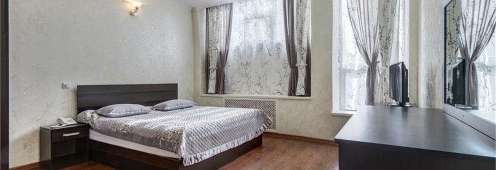 Hotel Kazakhfilm - Almaty - Bedroom