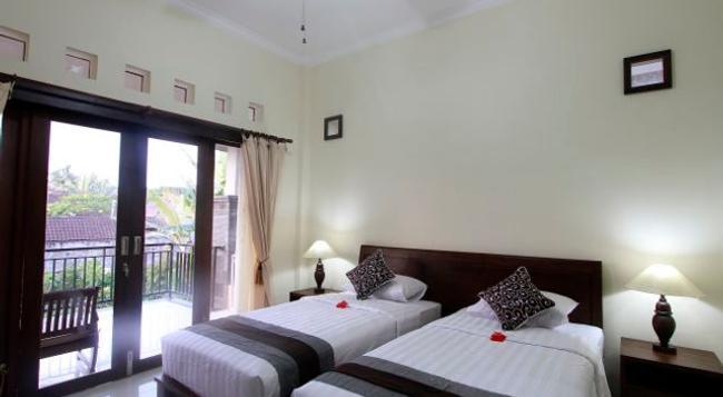 Citrus Tree B&B - Sumantra - Ubud - Bedroom