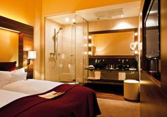 Flemings Hotel Frankfurt Main-Riverside - Frankfurt am Main - Bedroom