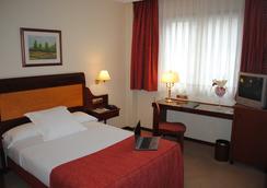 Gran Hotel de Ferrol - Ferrol - Bedroom