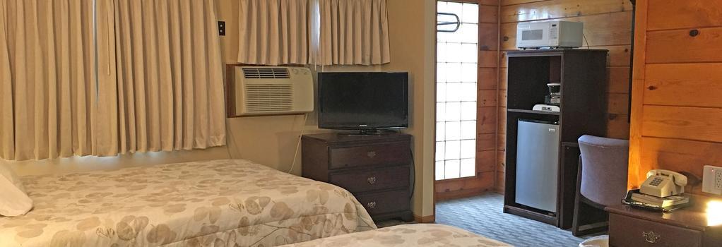 Walla Walla Garden Motel - Walla Walla - Bedroom