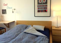 Sixmiles Guesthouse - Berlin - Bedroom