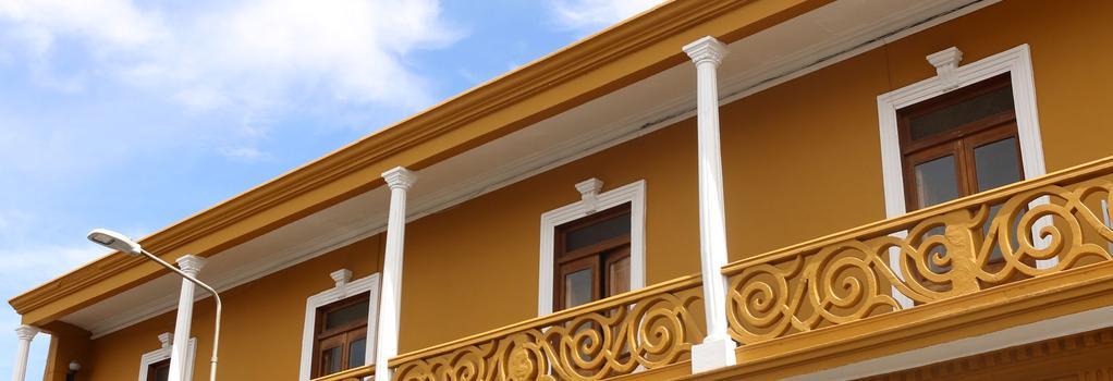 Cazorla Hostel Arequipa - Arequipa - Building