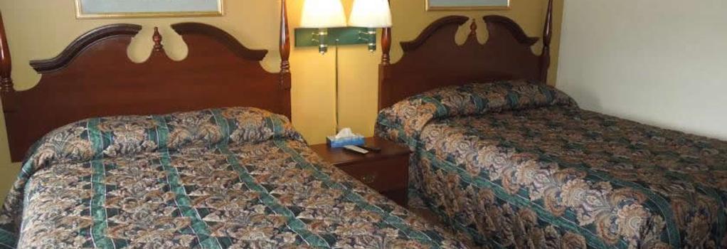 Budget Inn Watkins Glen - Watkins Glen - Bedroom