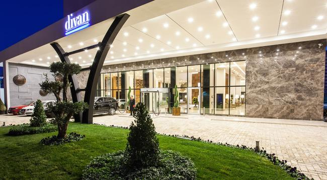 Divan Gaziantep - Gaziantep - Building