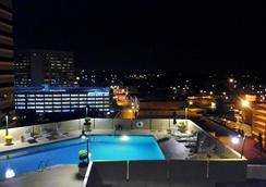 Jackson Marriott - Jackson - Pool
