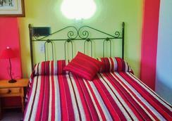 Hostal San Sebastián - Almuñecar - Bedroom