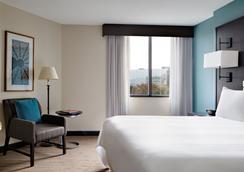 Houston Marriott Westchase - Houston - Bedroom