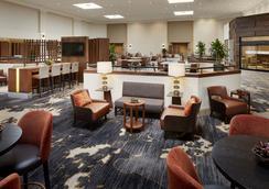 Cincinnati Marriott Northeast - Mason - Lobby
