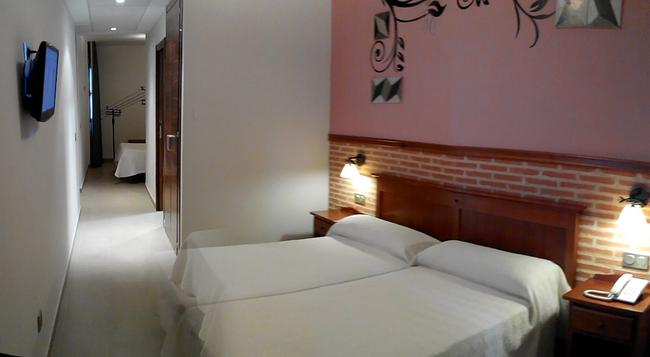Hotel Toral - Santa Cruz de Mudela - Bedroom