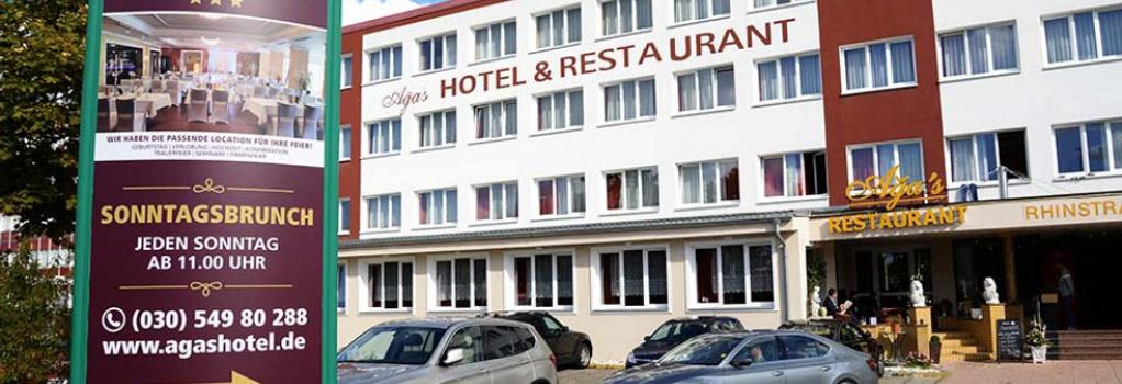 The Agas Hotel Berlin - Berlin - Building