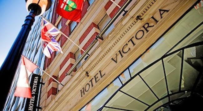 Hotel Victoria - Toronto - Building