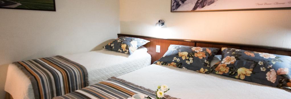 Águas do Iguaçu Hotel Centro - Foz do Iguaçu - Bedroom