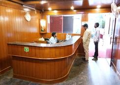 Hotel Telehaus International - Bangalore - Lobby