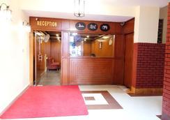 Hotel Telehaus International - Bangalore - Front desk