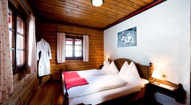 Feriendorf Kirchleitn - Dorf Kleinwild - Bad Kleinkirchheim - Bedroom