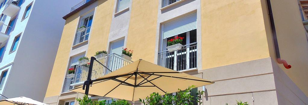 Lido Inn Hotel - Camaiore - Building