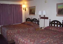 Apache Motel - Moab - Bedroom