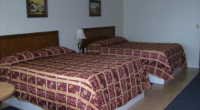 Interstate Inn - Moses Lake - Bedroom