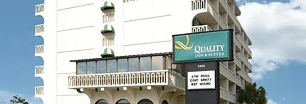 Quality Inn & Suites - Myrtle Beach - Building