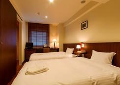Sutton Hotel Hakata City - Fukuoka - Bedroom