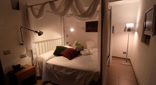 Hotel San Rocco - Bergamo - Bedroom