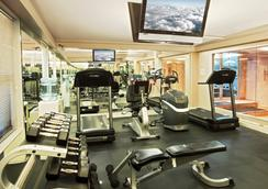 Hotel Metro - New York - Gym