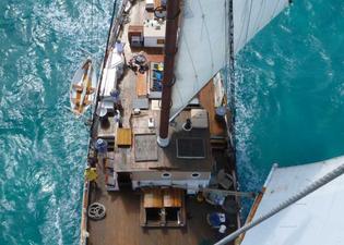 Liberty Fleet Tall Ship Overnights