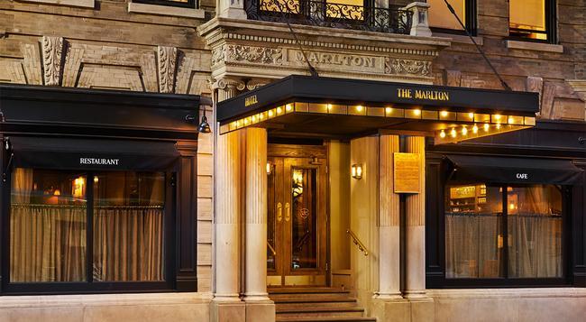 The Marlton Hotel - New York - Building
