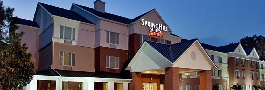 SpringHill Suites by Marriott Houston Brookhollow - Houston - Building