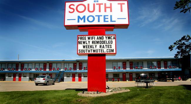 South T Motel - Spencer - Building
