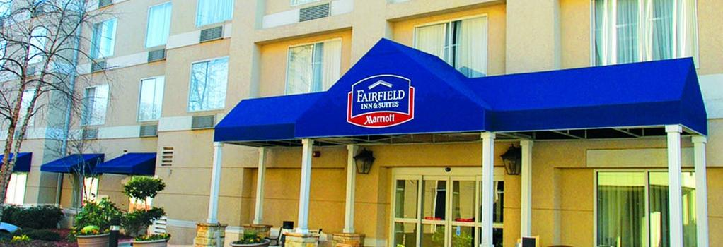 Fairfield Inn and Suites by Marriott Atlanta Buckhead - Atlanta - Building